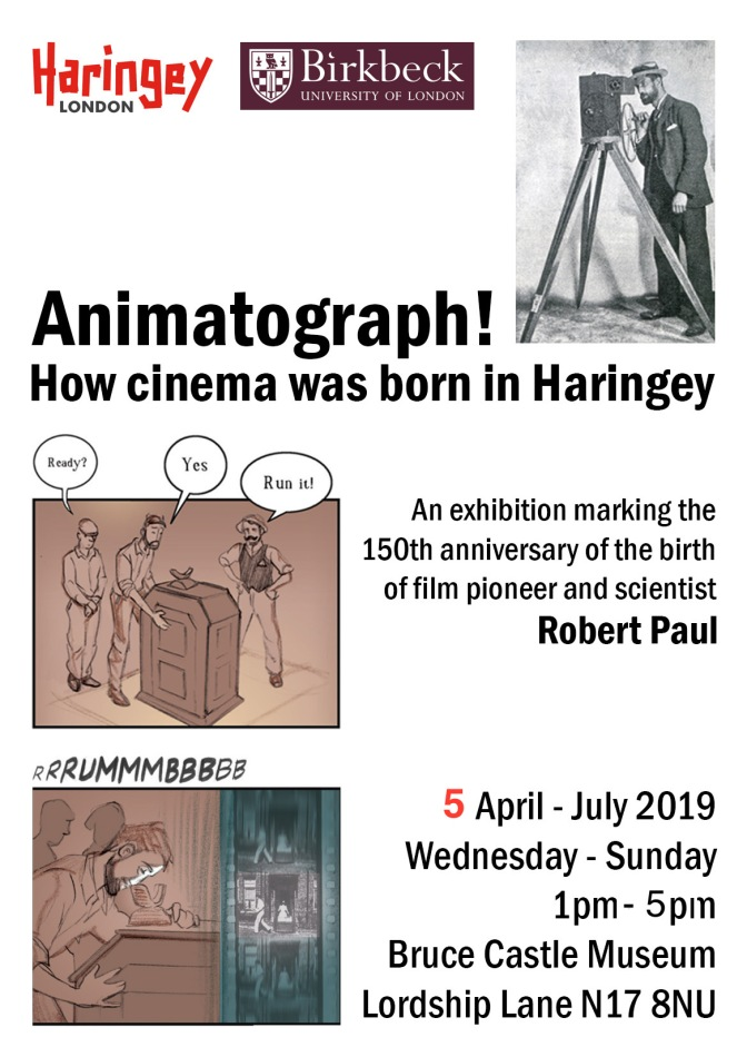 Animatograph show poster 1