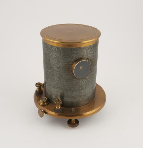 Ayrton-Mather galvanometer